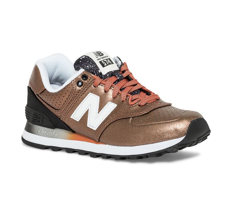 new balance femmes marron