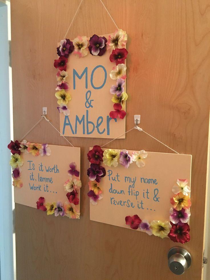 Best 25+ Dorm door signs ideas on Pinterest | Dorm room ...