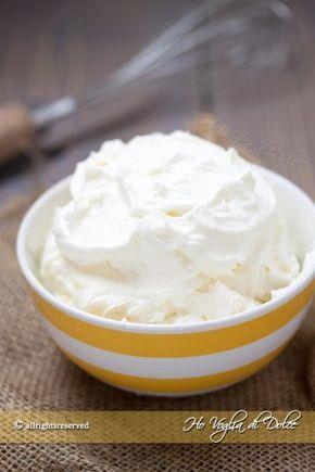 Crema al burro- buttercream ricetta senza uova velocissima