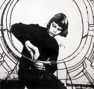 Lee Bontecou, artist