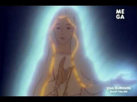 Los Niños y el sol - la verdadera historia de la Virgen de Fatima - dibujos animados