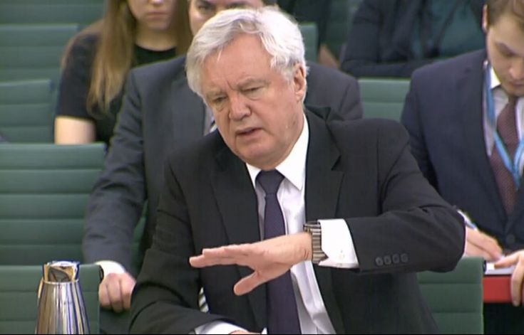 David Davis Denies UK Will Be 'Vassal State' Of EU After Brexit In Tense Argument With Jacob Rees-Mogg