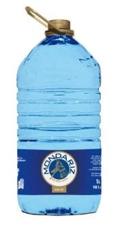 Agua Mineral Natural Mondariz Pet 5L | Aguas de Mondariz
