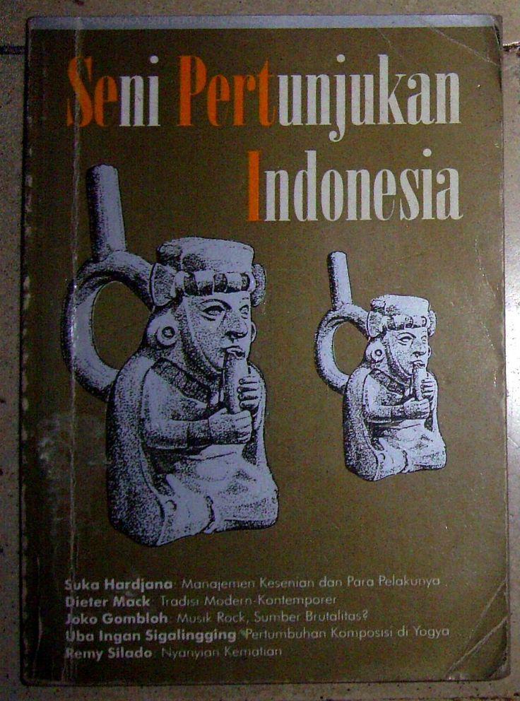 Seni pertunjukan indonesia