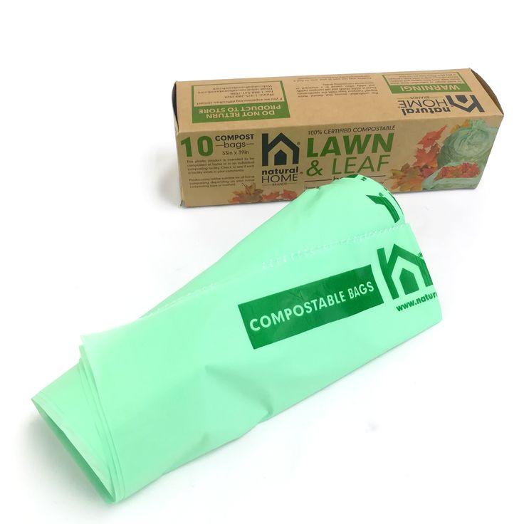 Lawn & Leaf Garden Compostable Bags