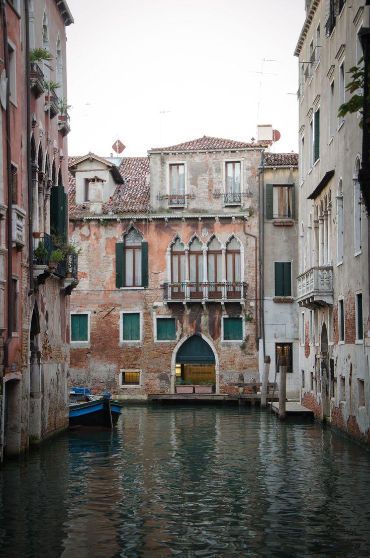 Carnet de voyages: Venise - Voyage, décor et compagnie...