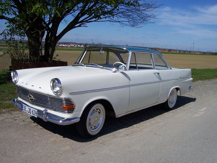 Oldtimer mieten Opel Rekord P2 Coupe