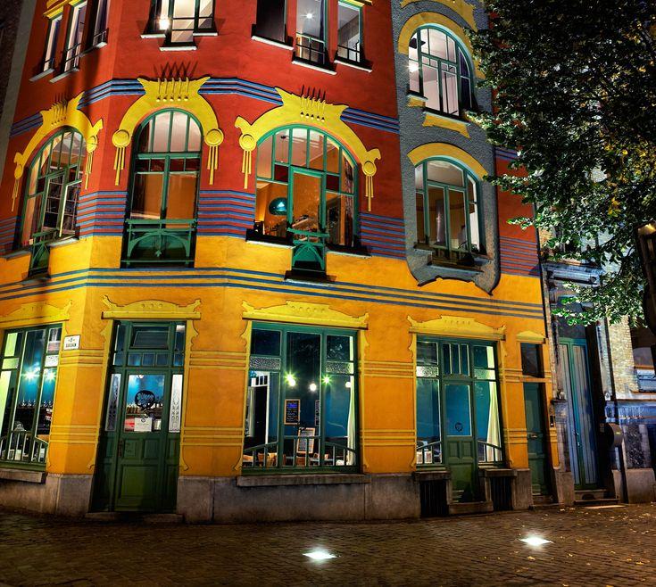 Simon Says | Coffee Bar | Bed & Breakfast | Citytrip Gent