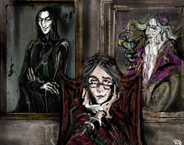 Minerva McGonagall se convirtió en directora de Hogwarts | 28 Cosas que sucedieron después que los libros de Harry Potter terminaran