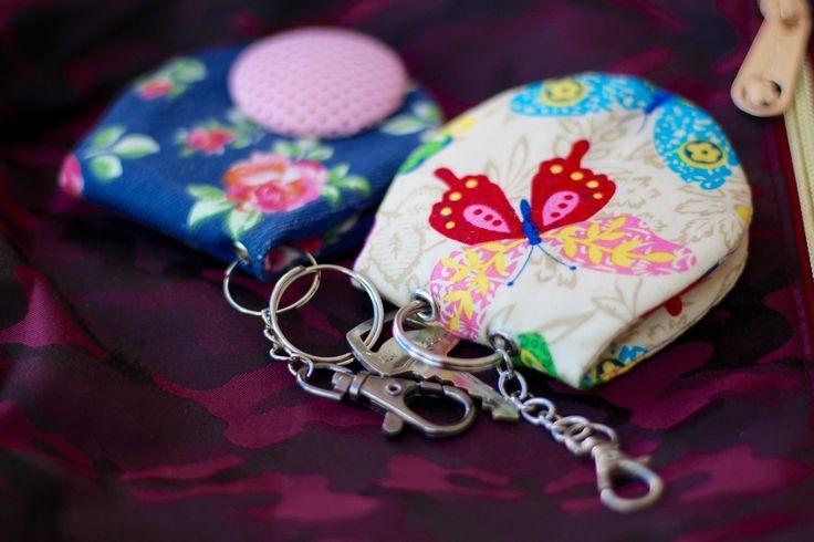Mais uma ideia bacana para aproveitar os retalhos de tecido que temos ai…