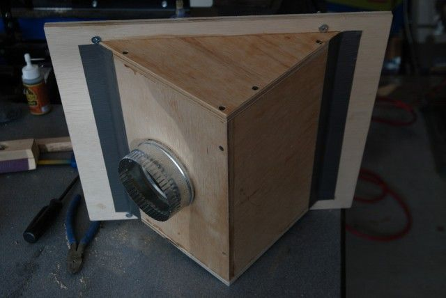 Basement Woodshop Dust Collection - WoodWorking Projects ...