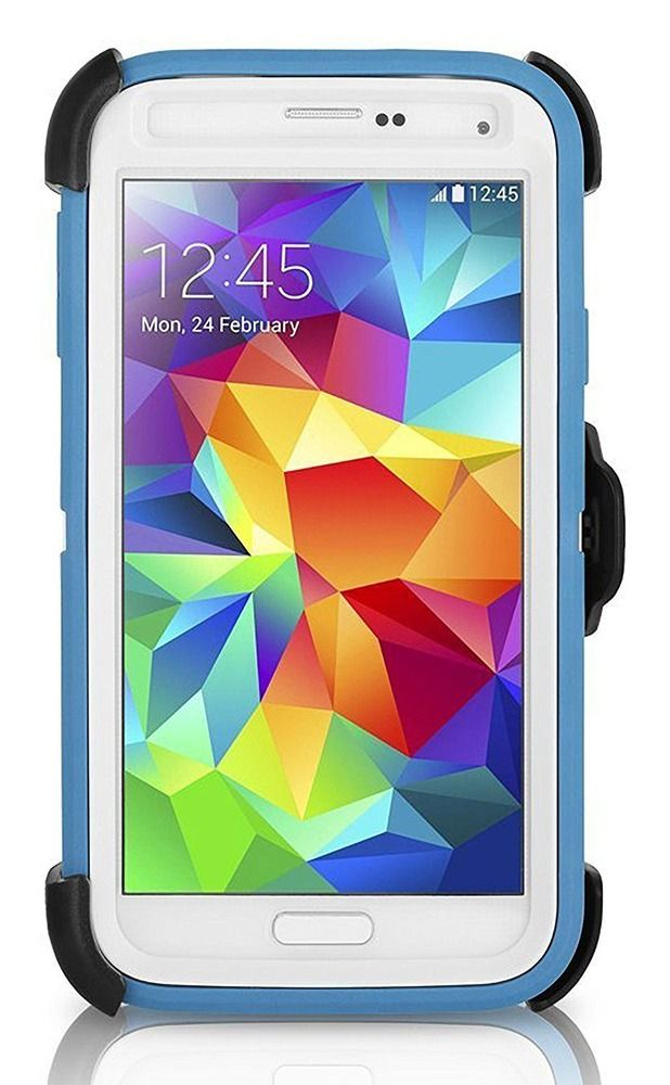 OtterBox 'Defender' Protective Case for Samsung Galaxy S5 Phone (all models) and #OtterBox