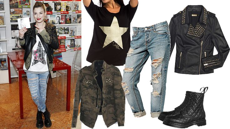Emma Marrone http://www.stellajuno.com/index.php/en/blog-item/item/122-get-the-look-emma-marrone