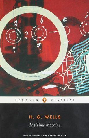 The Time Machine by H.G. Wells http://www.bookscrolling.com/the-35-best-books-for-geeks-nerds/