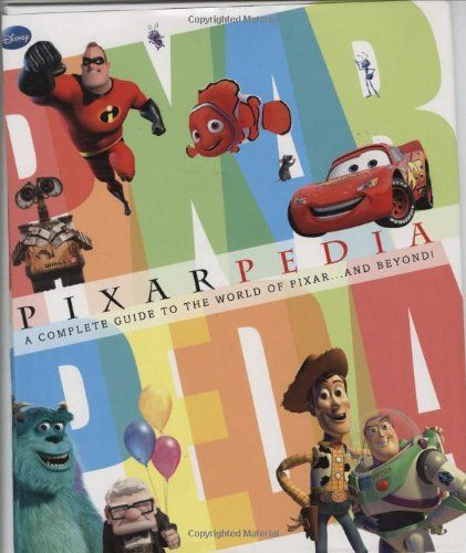 Pixarpedia by DK Publishing http://www.amazon.com/dp/0756654327/ref=cm_sw_r_pi_dp_.3oBwb0C0D1K6
