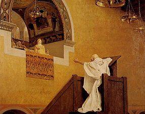 Laurens, Jean-Paul - Saint Jean Chrysostome et l'impératrice Eudoxie - Toulouse, Musée des Augustins — via Wikipédia