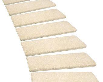 Best Pure Era Carpet Stair Treads Set Non Slip Self Adhesive 640 x 480