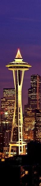 Space Needle, Seattle.