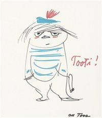 Tuutikki - Too-Ticky by Tove Jansson