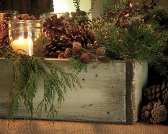 primitive christmas decorating ideas | ... Christmas Centerpieces Design, Pictures, Remodel, Decor