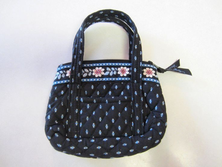 Vera Bradley Purse Alpine Black Very Small Bag CLEARANCE SALE #VeraBradley #SmallBag