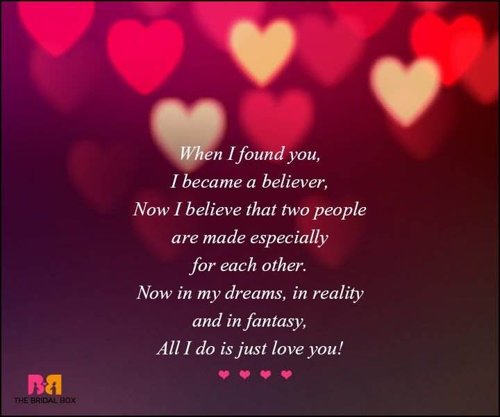 10 Short Love Poems For Her That Are Truly Sweet | Love ...