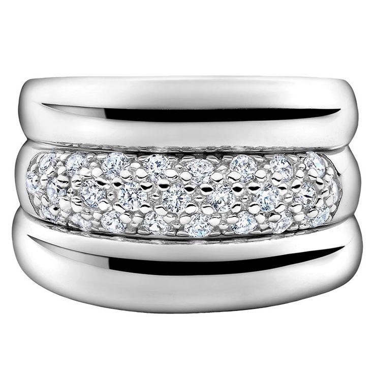 My FAV ring, Jaclynne and believe it or not, it is 3 rings in 1