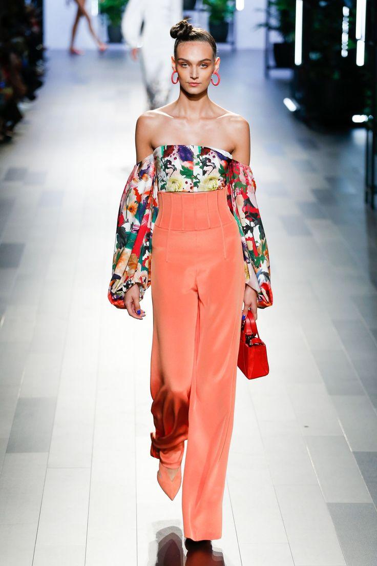 Cushnie Et Ochs Spring/Summer 2018 Ready To Wear | British Vogue