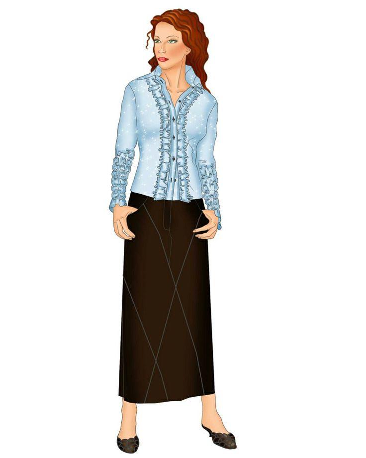 31 best Lekala patterns images on Pinterest   Gowns, Women\'s dresses ...