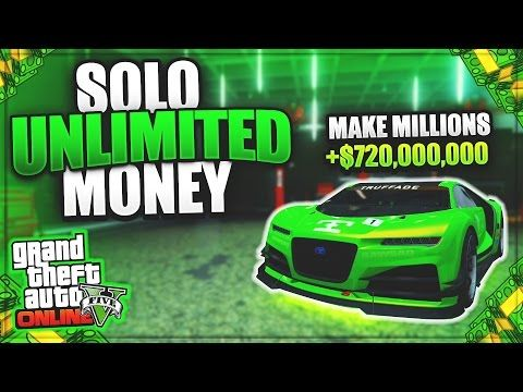 """GTA 5 Online: *SOLO* UNLIMITED MONEY METHOD! MAKE MONEY FAST"""" 1.37 (GTA 5 Money Guide): I need your support now more than ever! ➜ Subscribe…"""