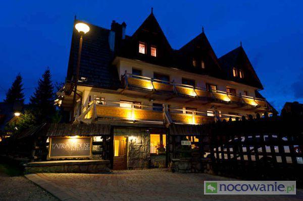 Tatra House to stylowy - regionalny Pensjonat w Zakopanem, znajdujący się przy Tatrzańskim Parku Narodowym . U nas zawsze jest miło, smacznie, gościnnie i regionalnie ! ZAPRASZAMY do TATRA HOUSETatra House to regionalny Pensjonat położony ...