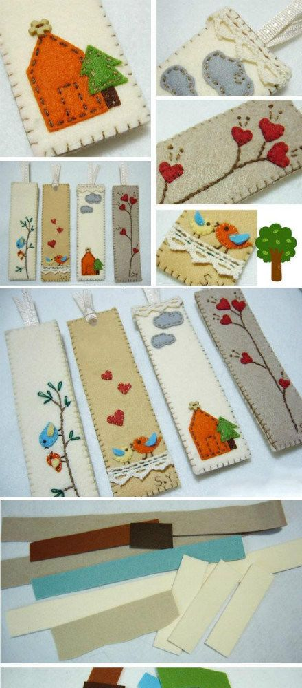 bookmark diy Cheap, easy, & cute- these are a few of my favorite things!