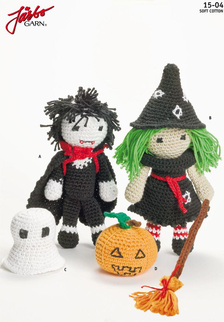 Amigurumi Halloween Free : Best amigurumi for halloween images on pinterest