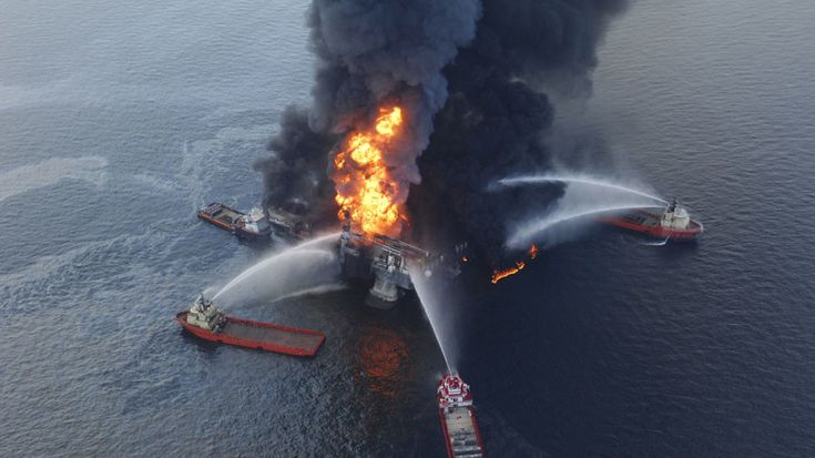 The Trump administration is moving to loosen restrictions on offshore and natural gas drilling put in place by during the Obama era after the 2010 Deepwater Horizon spill.