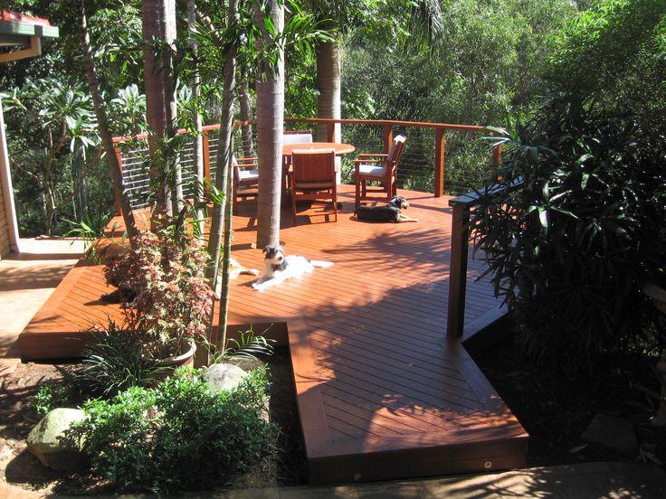 decking designs brisbane timber - photo #30