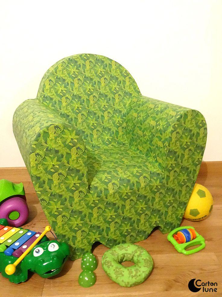 1000 id es sur le th me fauteuil club enfant sur pinterest maison de club d - Fauteuil enfant jungle ...