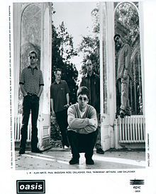 Oasis (band) - Wikipedia, the free encyclopedia