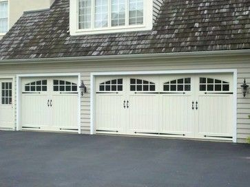 Variety Of Artisanu0027s Custom Garage Doors Traditional Garage And Shed