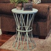 Found it at Wayfair - Haven Metal End Table