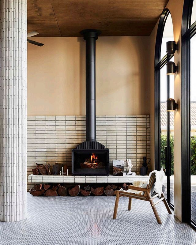 Slowing Moving Through Winter One Fire Place At A Time This Happens To Be Our All Time Favorite At Blacksmithlakemulwala Bea Hospital Interior Design