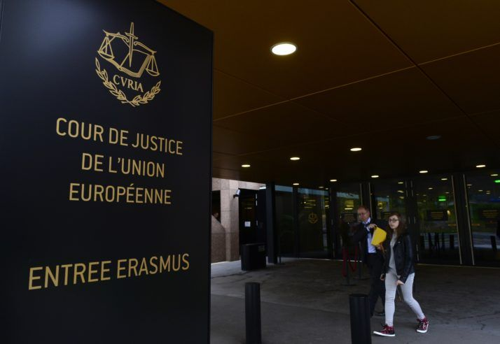 6/21/17 Top EU court: Non-EU nationals can access social security benefits – POLITICO  Italy can't ban migrants with work permits from claiming benefits, court said.