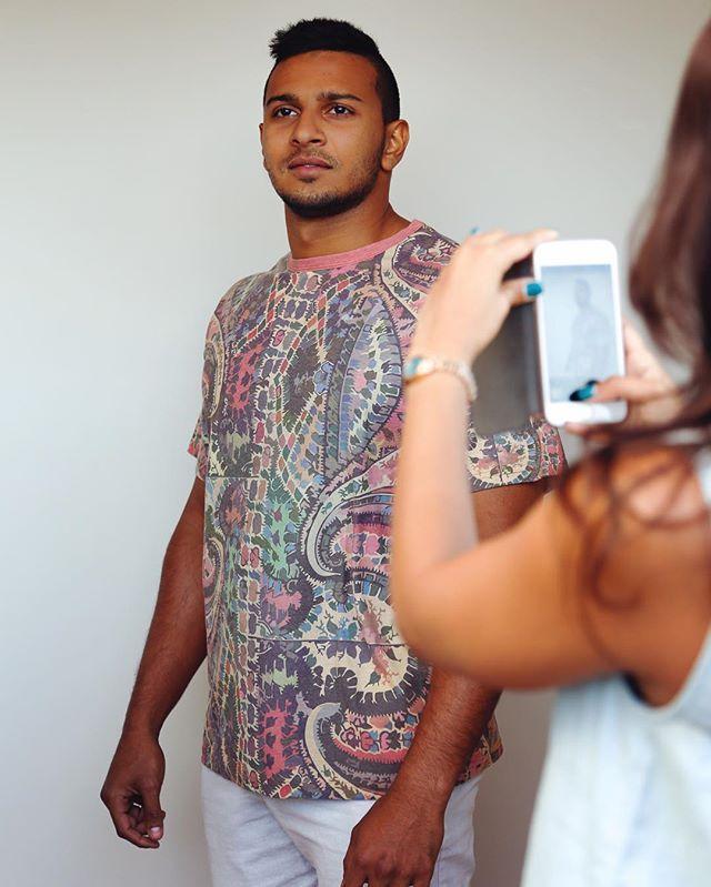 BTS from our men's athleisure range  | Model: @imkylel | Photographer: @pennyp  #teeqaactive #activewear #activewearbrand #boutiquebrand #boutique #menswear #menstyle #healthylifestyle #healthyliving #menstshirt #limitedstock #comingsoon #bts #behindthescenes #photoshoot