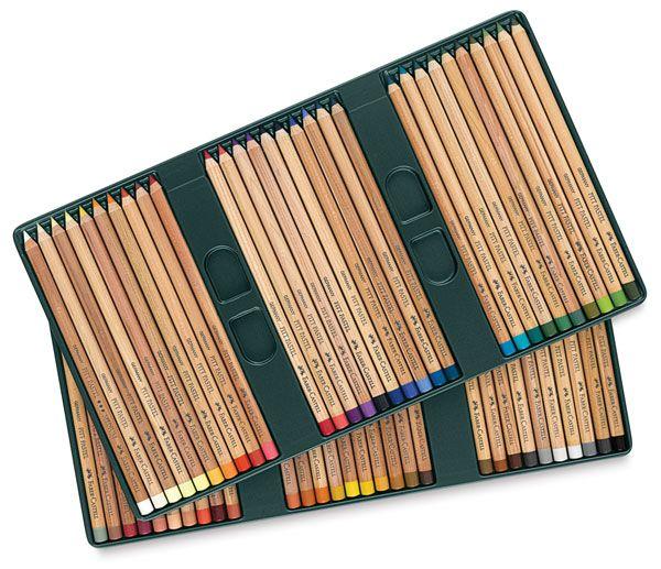 Faber-Castell Pitt Pastel Pencil Set of 60