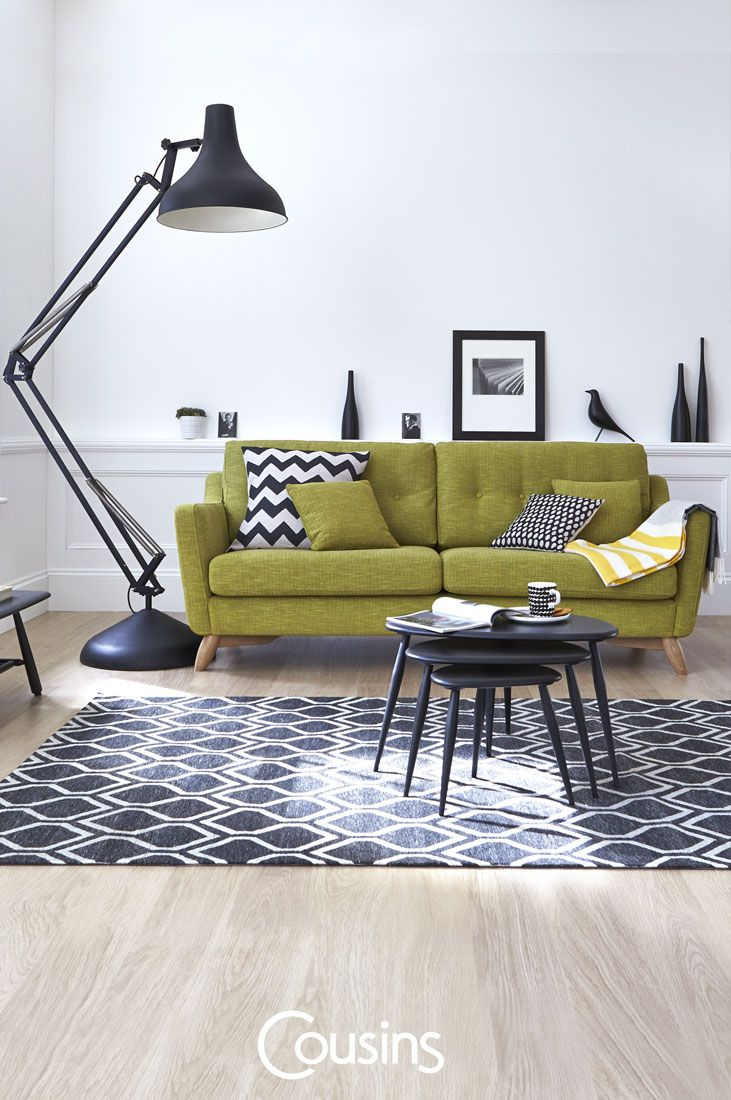 The Cosenza is a stylish upholstery collection with retro undertones, deep buttoning in the back cushions, creating great design appeal and comfort.