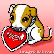 ImageChef - Dog With Heart