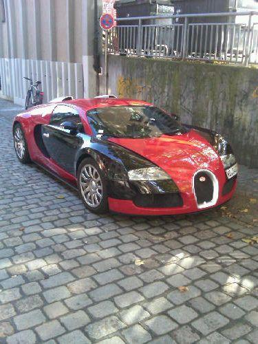 I woke up in a new Bugatti hi mercedez