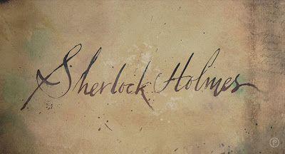 Comunicando: Sherlock Holmes y sus asombrosos créditos
