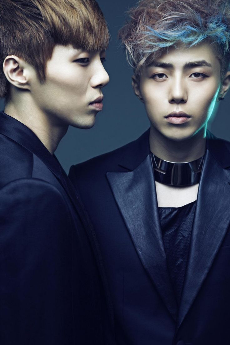 Tasty - Daeryong and Soryeong Teaser (I'm not gonna lie, I'm kinda diggin this twin concept...)