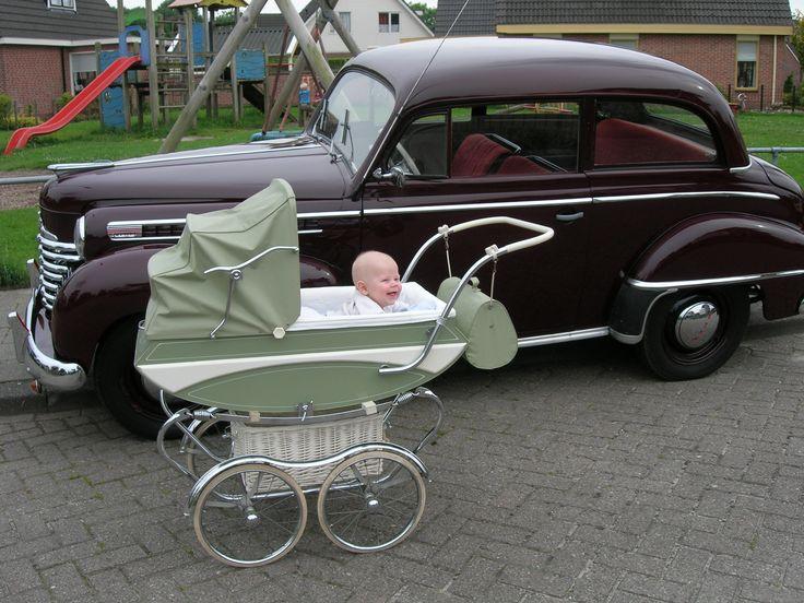 Wandelwagen Koelstra 1959