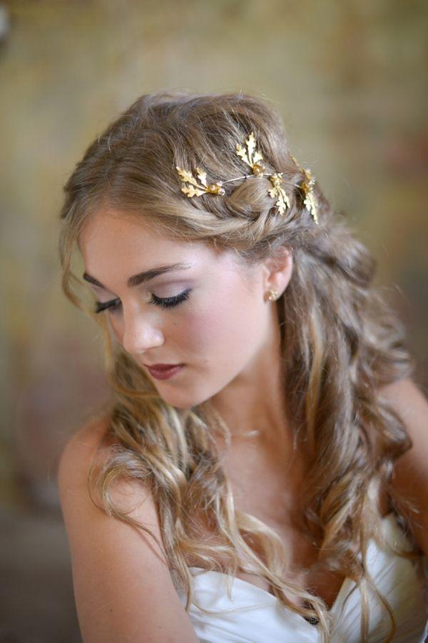 Bridal Hair Accessories Boho : 16 best boho bridal makeup images on pinterest